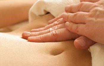 Ayurveda Bauchmassage