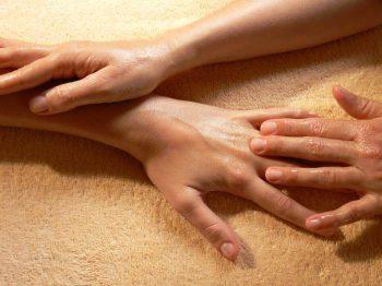 Marma Vitalpunkt-Massage